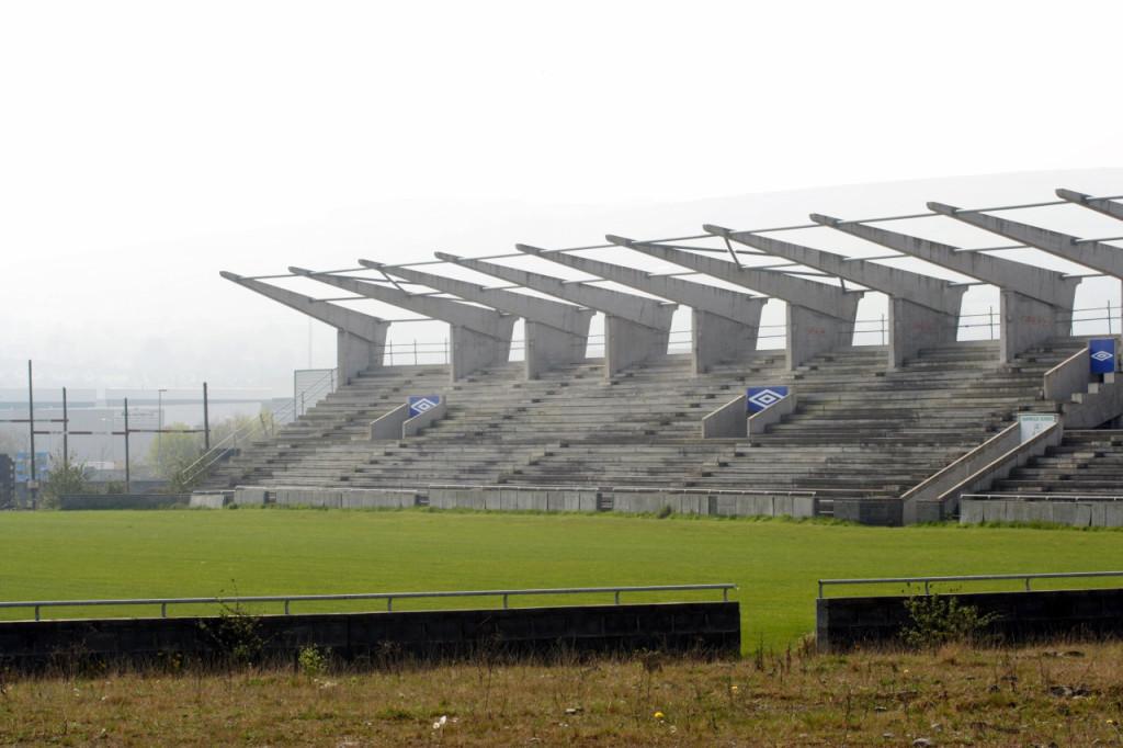 Shamrock Rovers F.C Ireland http://brutalistfootball.tumblr.com/page/5