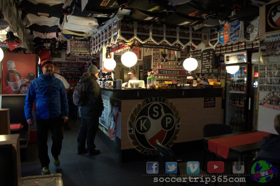 kawiarnia Czarna Koszula