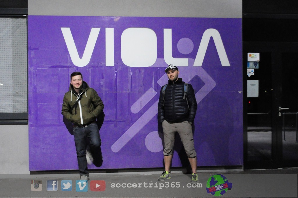 Viola z SoccerTrip365